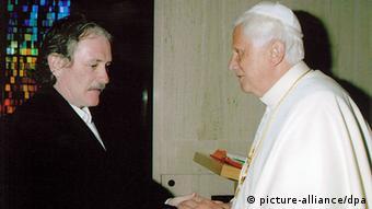 Papst Benedikt trifft Missbrauchsopfer in den USA - Foto: privat +++(c) dpa - Bildfunk+++