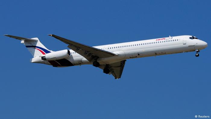 Swiftair MD-83 (Archiv: reuters)