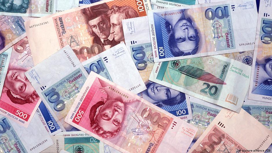 Citaten Geld Deutsch : Vergessene schätze in deutschen kellern wirtschaft dw