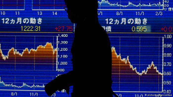 Weltwirtschaftsausblick IWF Symbolbild