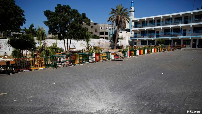 Angriff auf UN-Schule in Gaza