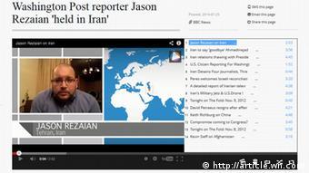 جیسون رضاییان از سال ۲۰۱۲ خبرنگار روزنامه واشنگتن پست در ایران بود