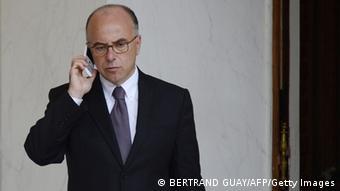 Frankreich Innenminister Bernard Cazeneuve, 24.07.2014 (Foto: AFP / Getty Images)