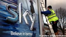 BSkyB logo (picture alliance/empics)