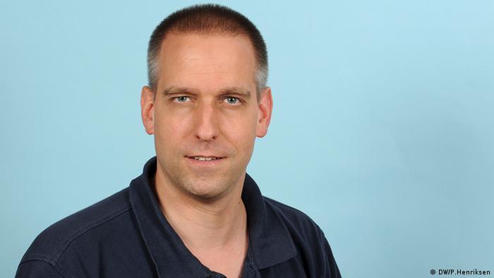 Deutsche Welle Fabian Schmidt