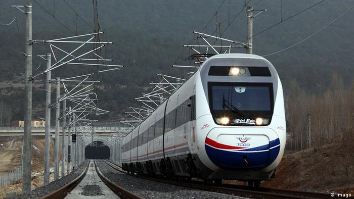 1 asır sonra yeniden: Türkiye'nin demiryollarını Almanya yapacak