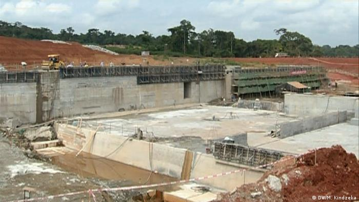 Lom Pangar Dam, Cameroon