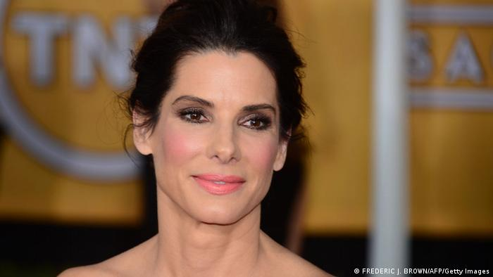 Actress Sandra Bullock 2014 (FREDERIC J. BROWN/AFP/Getty Images)
