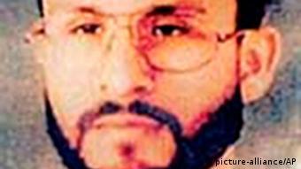 Terrorist Abu Zubaydah (picture-alliance/AP)