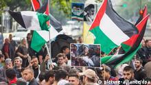 Berlin Anti Israel Demo Al-Kuds 25.07.2014
