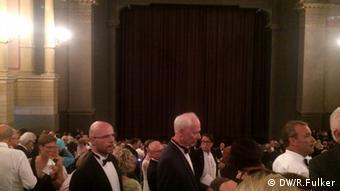 Bayreuther Festspiele 2014 - Publikum strömt wieder ins Festspielhaus