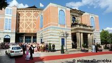 Bayreuther Festspiele 2014 Festspielhaus