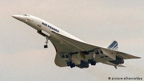 Concorde Absturz 2000