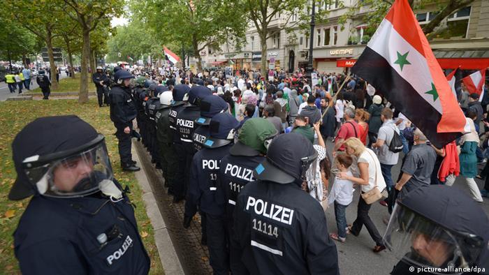 Anti-Israel Demonstration
