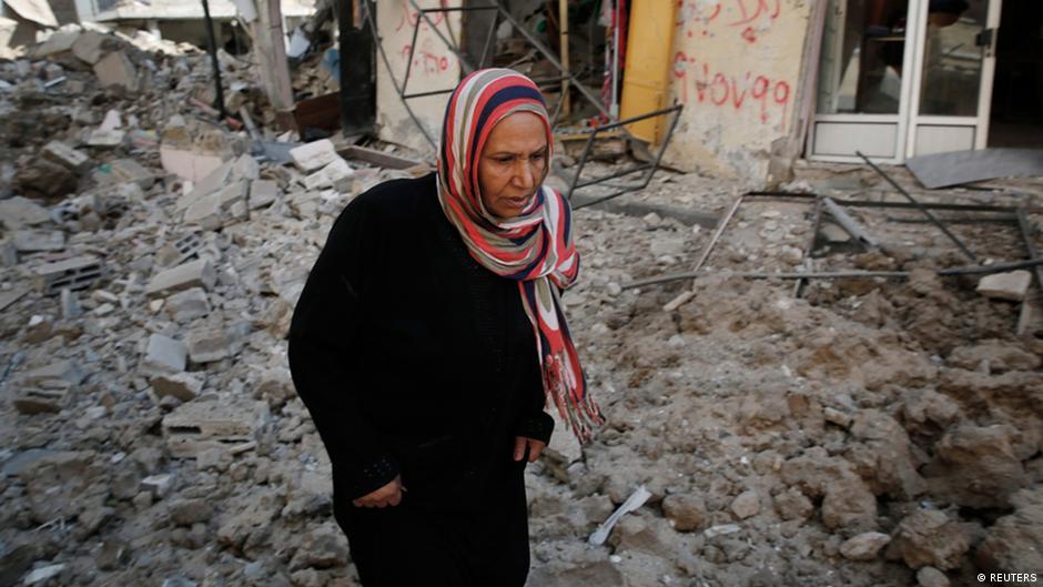 Mais de 130 corpos são encontrados em Gaza durante trégua humanitária   DW   26.07.2014