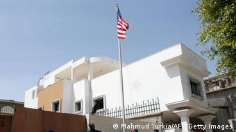 US-Botschaft in Libyen ARCHIVBILD 2009