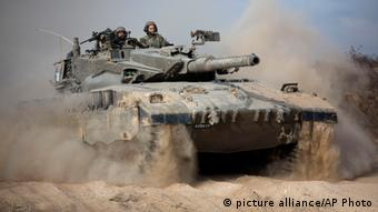 Lage in Israel Palästina (Ende der Waffenruhe)