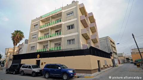 krieg libyen 2014