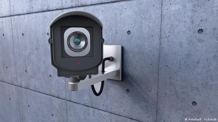 Symbolbild Überwachungskamera