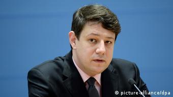 Ο κοινοβουλευτικός εκπρόσωπος των γερμανών Χριστιανοδημοκρατών / Χριστιανοκοινωνιστών για την εξωτερική πολιτική Φίλιπ Μίσφελντερ