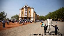 Katholische Kirche in Juba