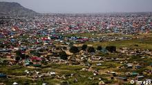 Panoramablick auf Juba Südsudan