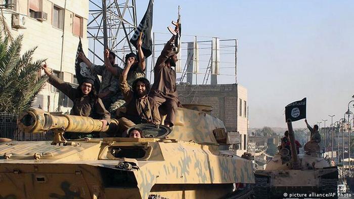 Borci ISIS-a