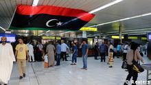 Libyen Flughafen Tripolis Mitiga