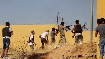 Libyen Misarata Brigade