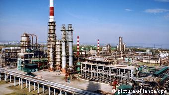 Yukos Russland Öl Raffinerie