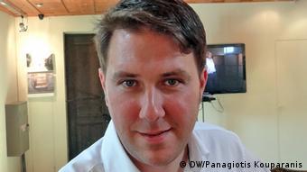 Ο Μάρκους Τρέσελ, εκπρόσωπος της ΚΟ των Πρασίνων για θέματα Τουρισμού