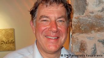 Ο Τόμας Μπάους, καθηγητής στη Σχολή Τουρισμού του Πανεπιστημίου Εφαρμοσμένων Επιστημών Μονάχου