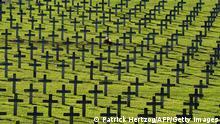 1. Weltkrieg Vieil Armand Hartmannsweilerkopf Soldatenfriedhof