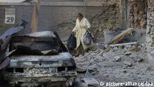 Ukraine Luganskaja Zerstörung