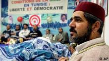 Informationsgipfel in Tunesien Demonstration in der Schweiz