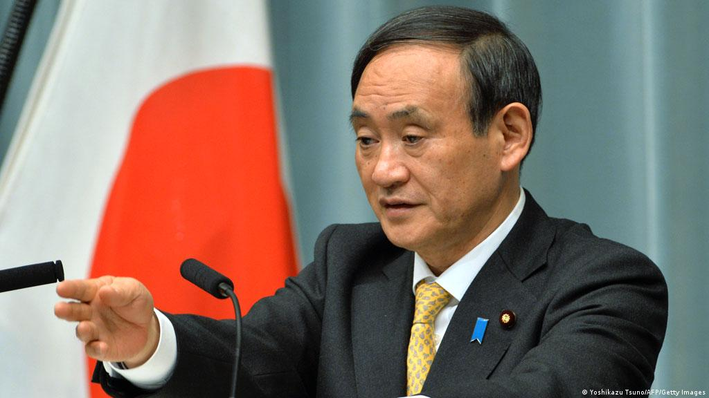 Japan′s Yoshihide Suga leads race to succeed Shinzo Abe | Asia| An in-depth  look at news from across the continent | DW | 01.09.2020