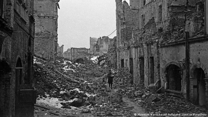 Warschauer Aufstand 1944
