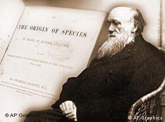 Charles Darwin - der Begründer der Evolutionstherie