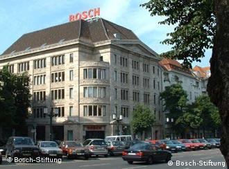 Dialogforum in der Robert Bosch Stiftung Berlin