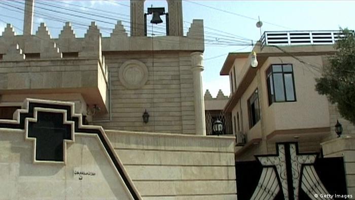 Irak - ISIS beschlagnahmt Kirchen in Mossul