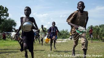 Bürgerkrieg und Hungersnot im Südsudan