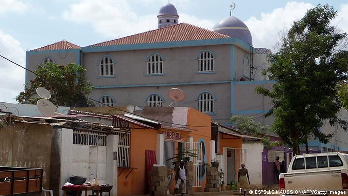 Angola Moschee in Viana