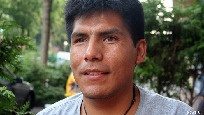 El cineasta y antropólogo peruano, Heeder Soto.