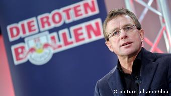 RB-Sportdirektor Ralf Rangnick (picture-alliance/dpa)