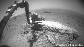 Mars Rover Opportunity Greifarm