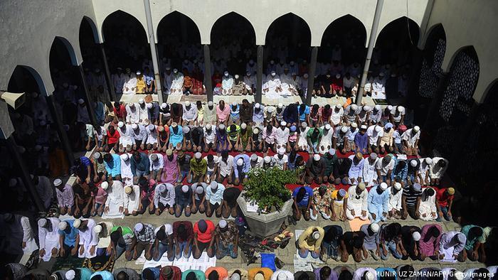 Eid al Fitr Asien Bangladesch Ferien Reise Dritte Welt
