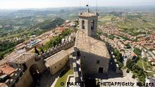 San Marino (MARCEL MOCHET/AFP/Getty Images)