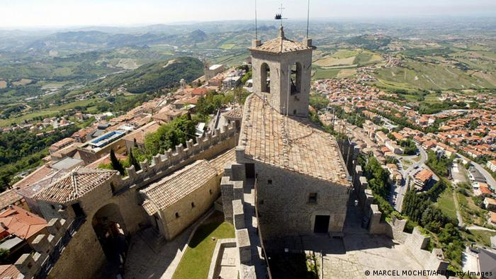 San Marino (MARCEL MOCHET/AFP/Getty Images)