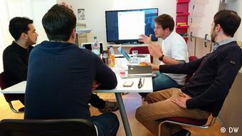 برلين تتحول أيضا إلى مركز لمعارض ومؤتمرات المعلوماتية والتطبيقات الذكية