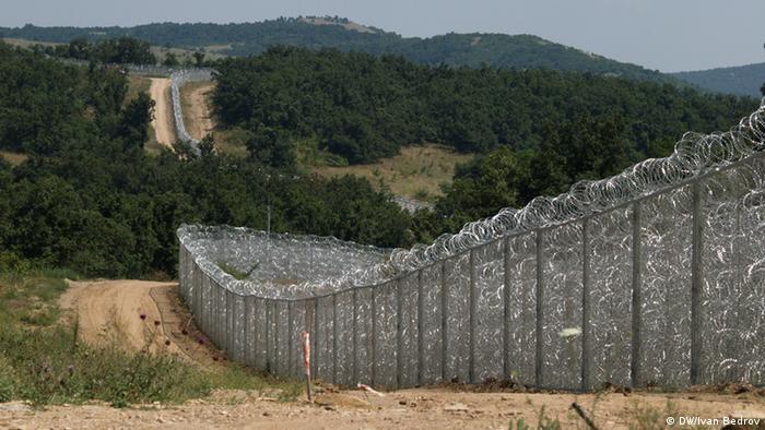 zum Thema: Bulgarien - Grenzzaun zur Türkei